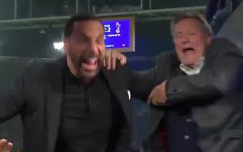 Champions League: «Τρελάθηκαν» με το νικητήριο γκολ της Τότεναμ Χοντλ και Φέρντιναντ