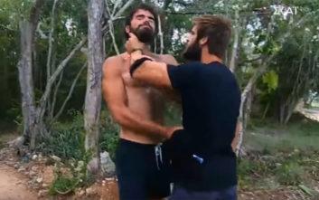 Survivor 3: Ο Γιουσούφ έπιασε τον Ατακάν από το λαιμό