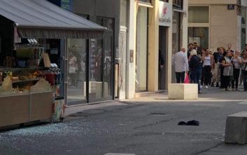Έκρηξη στη Λυών: Καρφιά και βίδες περιείχε το παγιδευμένο πακέτο