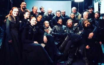 Game of Thrones: Ντενέρις και Σάνσα συγκινούν με το τελευταίο τους «αντίο»