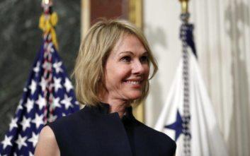 Η αμφιλεγόμενη επιλογή της νέας πρέσβειρας των ΗΠΑ στον ΟΗΕ