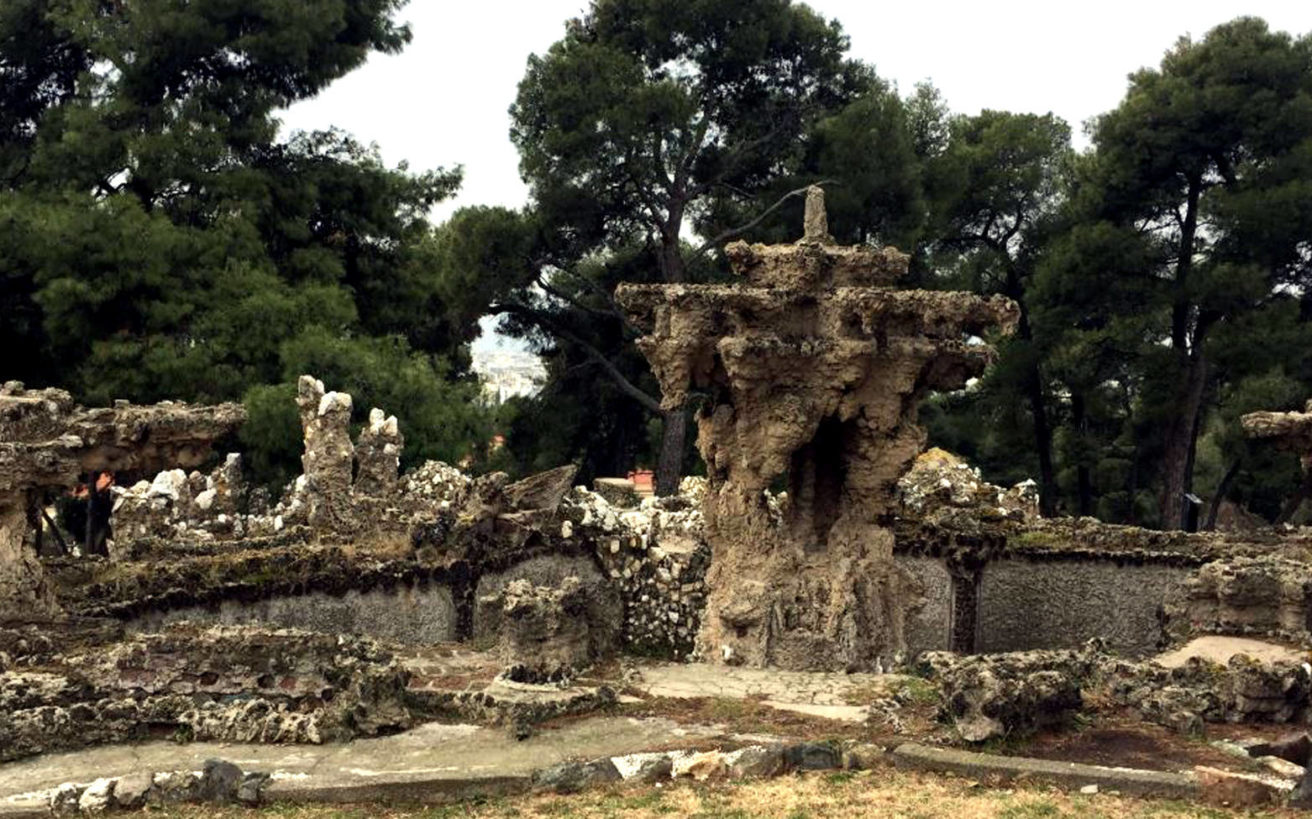 Οι «καταραμένοι» Κήποι του Πασά στη Θεσσαλονίκη που θυμίζουν έργο του Γκαουντί
