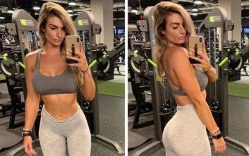 Κολλημένες με τη γυμναστική και τις selfies