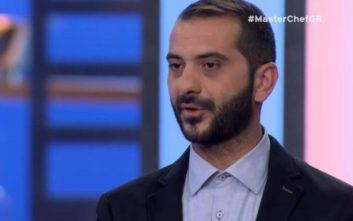 MasterChef 3: Συγκινημένος ο Λεωνίδας Κουτσόπουλος, «είναι ο μαγειρικός μου μπαμπάς»