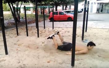 Οι ατυχίες και τα ευτράπελα της ενόργανης γυμναστικής