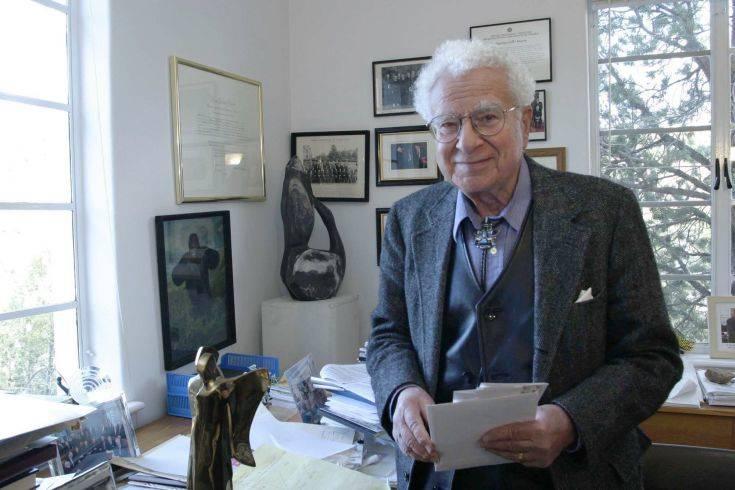 Πέθανε ένας από τους μεγάλους επιστήμονες του 20ού αιώνα