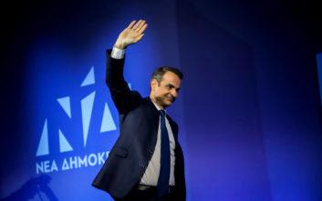 Η μεγάλη νίκη της ΝΔ και το στοίχημα του Κυριάκου Μητσοτάκη