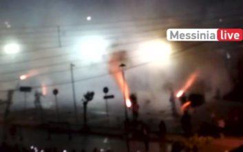 Σαϊτοπόλεμος στην Καλαμάτα: Νέο βίντεο-ντοκουμέντο από την τραγωδία
