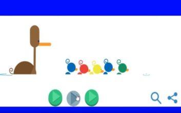 Γιορτή της Μητέρας 2019: Η Google λέει χρόνια πολλά με ένα doodle