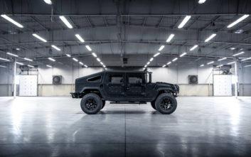 Το «πειραγμένο» Hummer H1 που κοστίζει 195.000 ευρώ