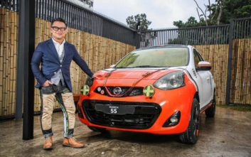 Η Nissan εγκαινίασε το στούντιο σχεδιασμού της «The Box» στη Λατινική Αμερική