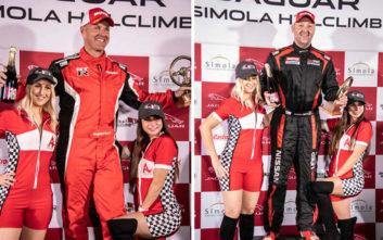 Νίκες για το Nissan GT-R στο Simola Hill Climb