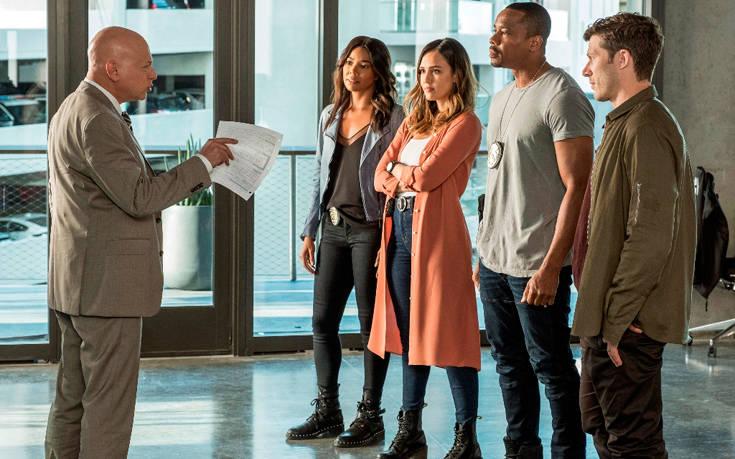Η νέα αστυνομική σειρά «L.A.'s Finest» κάνει πρεμιέρα αποκλειστικά στη Nova – Newsbeast
