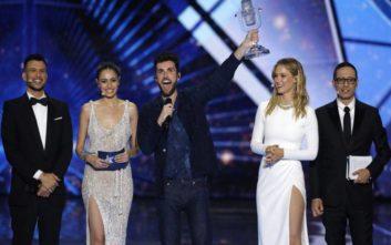 Eurovision 2019: Μεγάλη νικήτρια η Ολλανδία μετά από 44 χρόνια