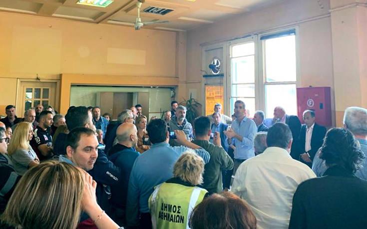 Κώστας Μπακογιάννης: Προχωράμε για μια καθαρή Αθήνα από άκρη σε άκρη