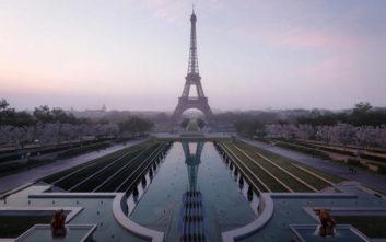 Το Παρίσι αλλάζει όψη