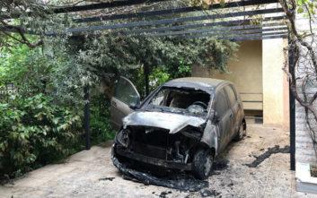 Ανάληψη ευθύνης για τον εμπρησμό στο αυτοκίνητο της δημοσιογράφου Μίνας Καραμήτρου