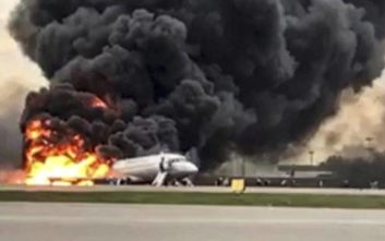 Ρωσία: Έβλεπαν το αεροσκάφος να καίγεται και γελούσαν