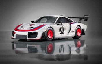 Το απίθανο colpo grosso με τη συλλεκτική Porsche