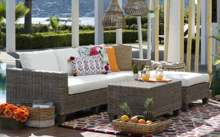 Μετατρέψτε τη βεράντα και τον κήπο σε μια όαση χαλάρωσης – Newsbeast