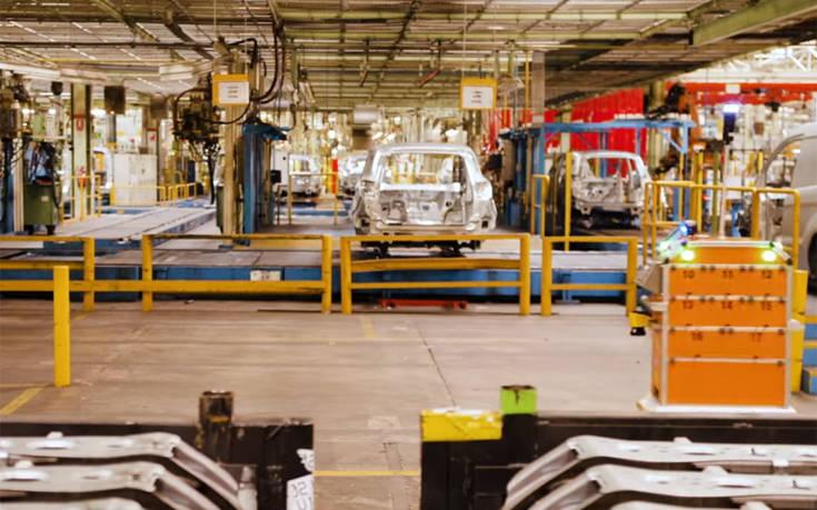 Το ρομπότ Survival κάνει πιο εύκολη τη ζωή των εργαζομένων της Ford