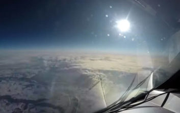 Δείτε ένα 11ωρο αεροπορικό ταξίδι μέσα από ένα timelapse 3 λεπτών