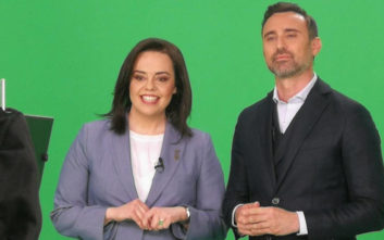 Eurovision 2019: Τα «καρφιά» του Ουγγαρέζου για Καπουτζίδη και Κοζάκου
