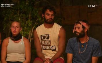 Survivor 3: Χαμός στο συμβούλιο με τη Δαλάκα και τους Έλληνες της αντίπαλης ομάδας