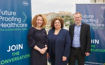 Στη 18η θέση από τις 28 η Ελλάδα στο δείκτη βιωσιμότητας Future Proofing Healthcare