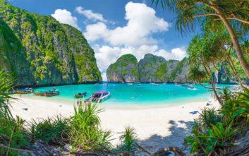 Κλειστή έως το 2021 η ειδυλλιακή «Παραλία» της Ταϊλάνδης