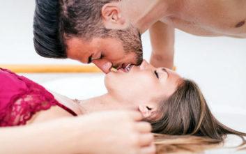 Ο μεγάλος κίνδυνος που κρύβει το γαλλικό φιλί