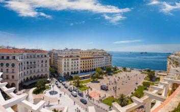 Το αφιέρωμα του Sunday Times Travel στη Θεσσαλονίκη