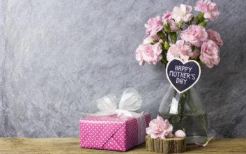 Γιορτή της μητέρας 2019: Ποια δώρα είναι τα δημοφιλέστερα