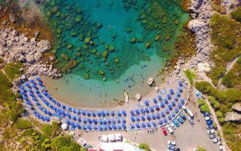Ελληνικό νησί στους κορυφαίους προορισμούς για διακοπές τον Σεπτέμβριο