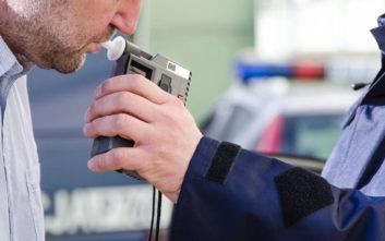 Τροχαία: 430 παραβάσεις για οδήγηση υπό την επήρεια αλκοόλ μέσα σε τρεις ημέρες