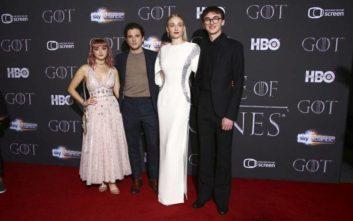 Game of Thrones: Πρωταγωνίστρια έκανε γάμο-έκπληξη στο Λας Βέγκας