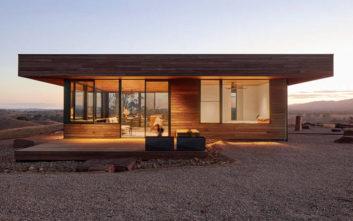 Το σπίτι που λαχταρά να επιστρέψει στην απλότητα