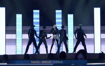 Eurovision 2019: Η πρώτη πρόβα της Τάμτα