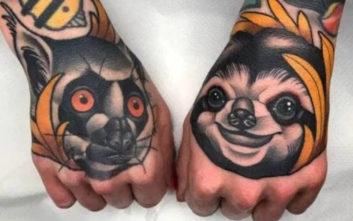 Τατουάζ που είναι πραγματικά έργα τέχνης