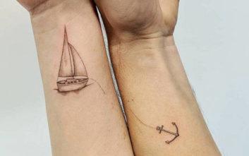 Τατουάζ που έχουν το ταίρι τους