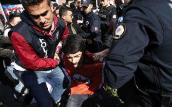 Επεισόδια στην Κωνσταντινούπολη για την Πρωτομαγιά, δεκάδες συλλήψεις