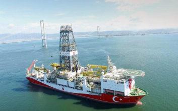 Για γεώτρηση στην κυπριακή ΑΟΖ ετοιμάζεται η Τουρκία, μεταφέρεται εξοπλισμός στο γεωτρύπανο