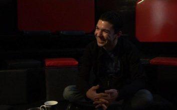 Μια ταινία με τον Ζακ Κωστόπουλο και τη μαρτυρία του για το AIDS