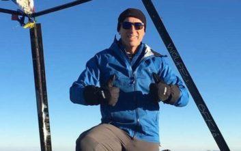 Ο Έλληνας που βρέθηκε σε 4 κορυφές πάνω από τα 8.000 μέτρα σε ένα χρόνο