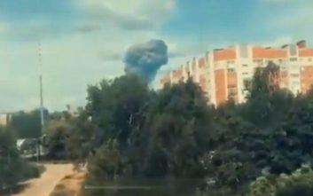 Έσβησε η φωτιά σε εργοστάσιο της Ρωσίας, στους 79 ανήλθαν οι τραυματίες