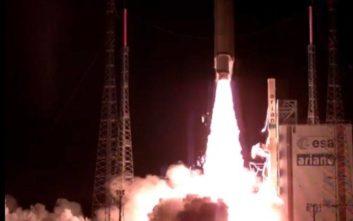 Η φιλόδοξη τριπλή αποστολή του Ευρωπαϊκού Οργανισμού Διαστήματος