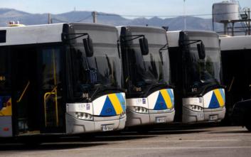 Χωρίς λεωφορεία, ηλεκτρικό και τρόλεϊ την Τρίτη