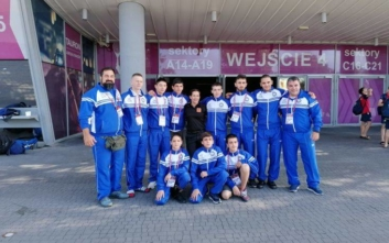 Στα ρεπεσάζ του Ευρωπαϊκού πρωταθλήματος Παπαβασιλείου - Αθανασίου