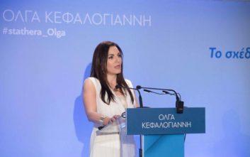 Όλγα Κεφαλογιάννη: Το σχέδιο για την αναγέννηση της Ακαδημίας Πλάτωνος