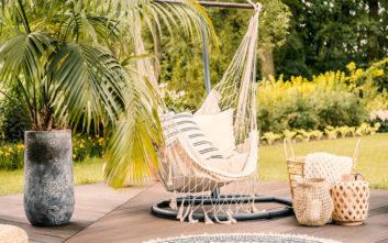 Διαμορφώστε τον εξωτερικό σας χώρο σε πέντε απλά βήματα